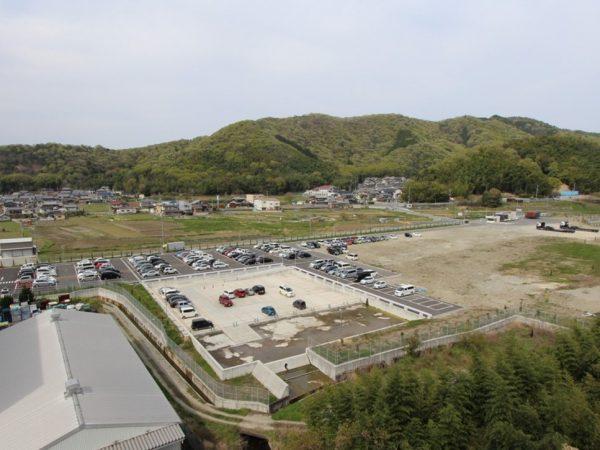 日本ジャイアントタイヤ龍野工場拡幅に伴う測量・設計・申請業務